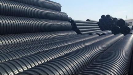 钢带增强聚乙烯螺旋波纹管的阻燃特性【铭塑管业】