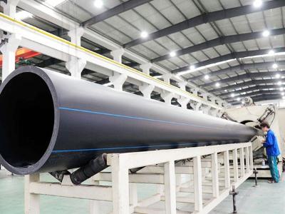 铭塑管业-生产过程