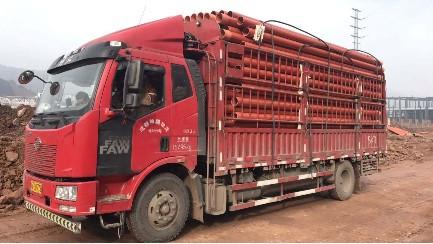 PVC运输