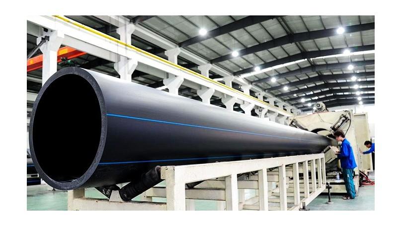 广西鼎业建设工程有限公司HDPE给水管采购案例