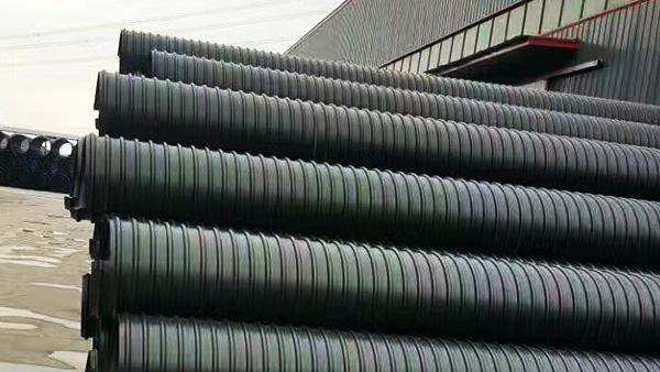 什麽是鋼帶波紋管?銘塑管業告訴你