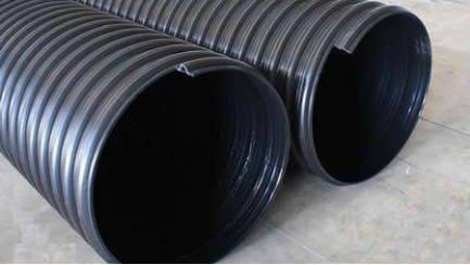 钢带增强管冷料斑和蝴蝶斑的处理【铭塑管业】